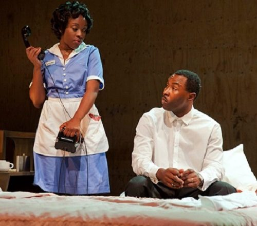 The Mountaintop – Royal Exchange Theatre