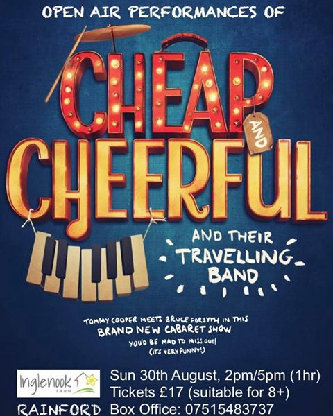 'Cheap and Cheerful Outdoor Show'