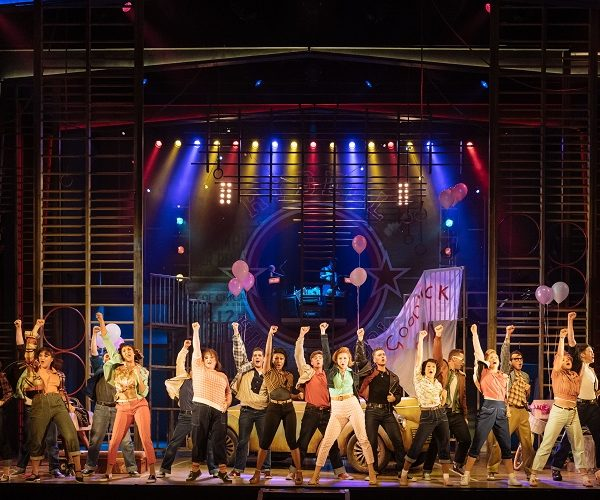 New 2021 Dates for UK and Ireland tour of Grease