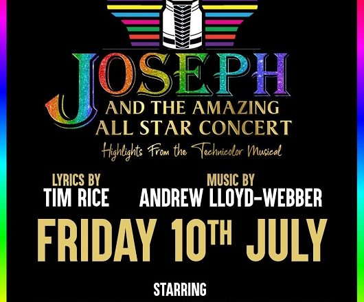 Josephs Assemble……for a special online production of a timeless classic!