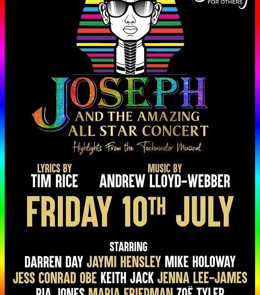 Joseph and the Amazing All Star Concert – Online