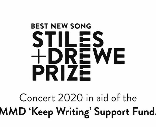 Stiles & Drewe: Best New Song Prize 2020