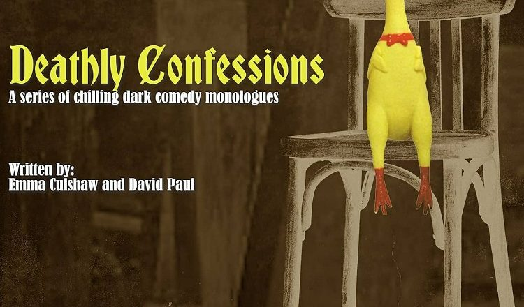 Deathly Confessions –  Liverpool Theatre Festival