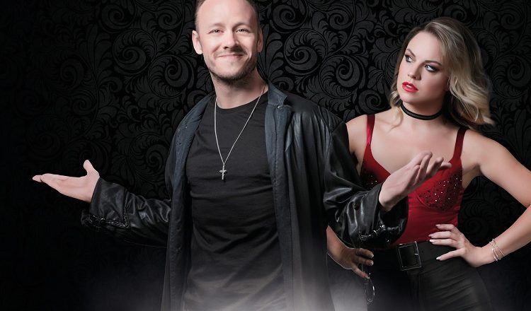An Evening with Kevin and Joanne Clifton for a Socially Distanced Audience