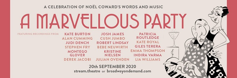 A Marvellous Party – Stream Theatre