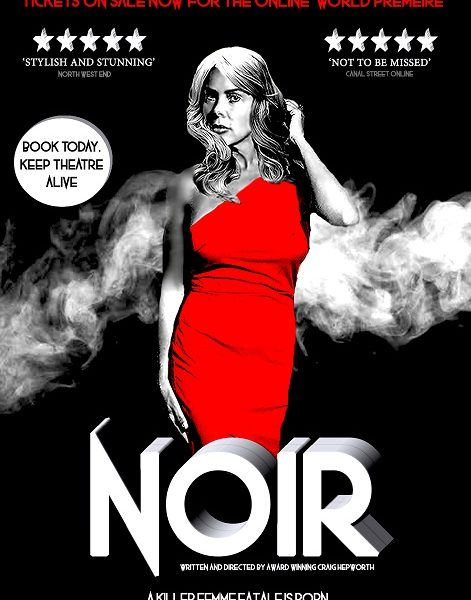 Critically acclaimed Noir goes online this Winter