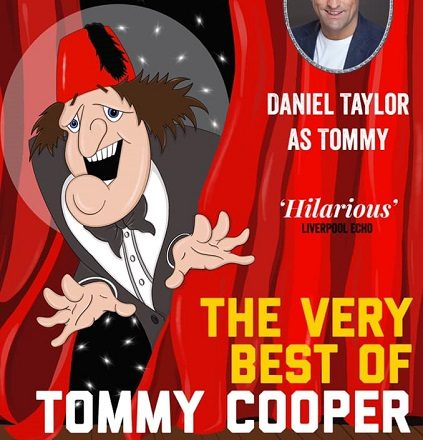 The Very Best Of Tommy Cooper (Just like that!) – Liverpool Theatre Festival