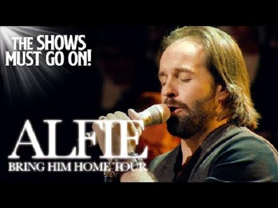 Alfie Boe: Bring Him Home – Royal Festival Hall