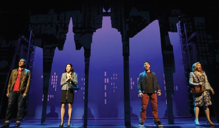 First Date: The Musical – Online