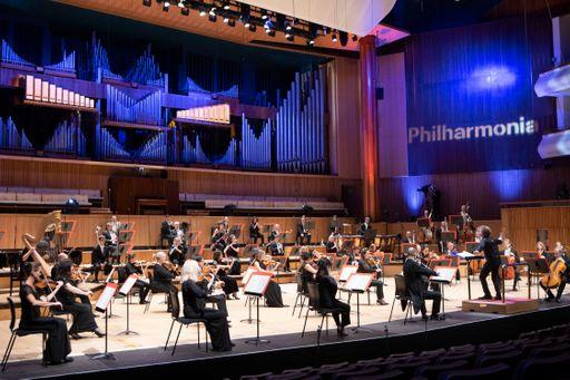 Philharmonia: 'American Dreams' – Royal Festival Hall