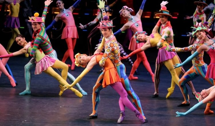 Royal Ballet: Back on Stage – Royal Opera House