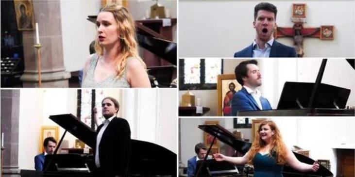 ALLO Opera – Online Opera Gala