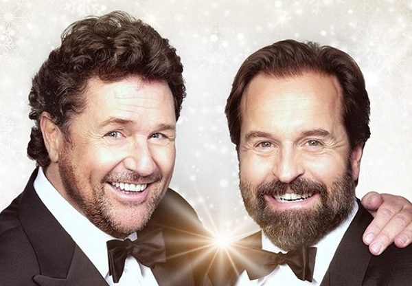 Michael Ball and Alfie Boe join forces for an album of festive classics