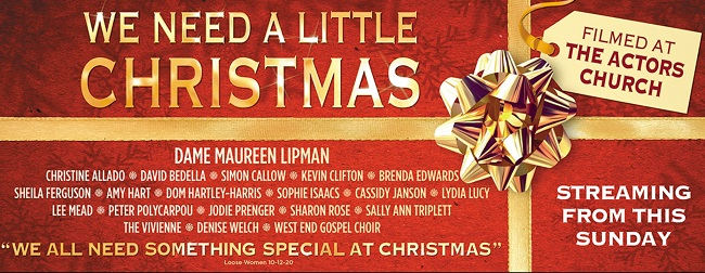 We Need A Little Christmas – stream.theatre