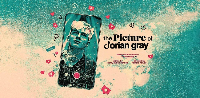 Dunkirk star Fionn Whitehead stars in online production of The Picture Of Dorian Gray