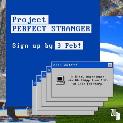 Perfect Stranger by ZU-UK