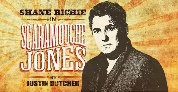 Shane Richie to star in digital revival of Scaramouche Jones or the Seven White Masks